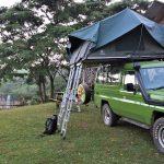 Best 4 Rental Cars To Hire For Camping Safari In Uganda
